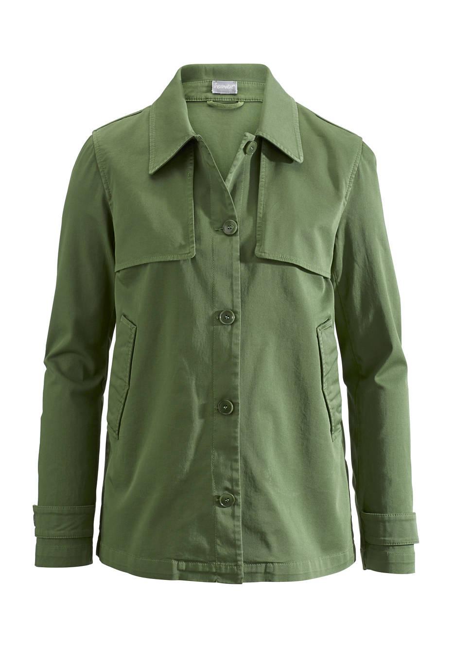 Jacke aus Bio-Baumwolle