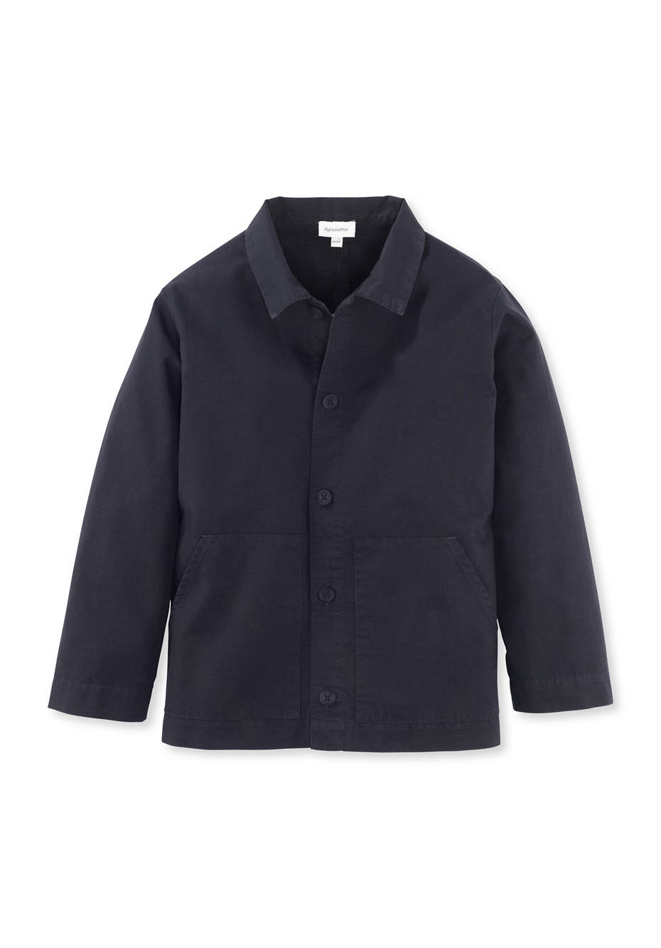 Jacke aus Bio-Baumwolle mit Hanf