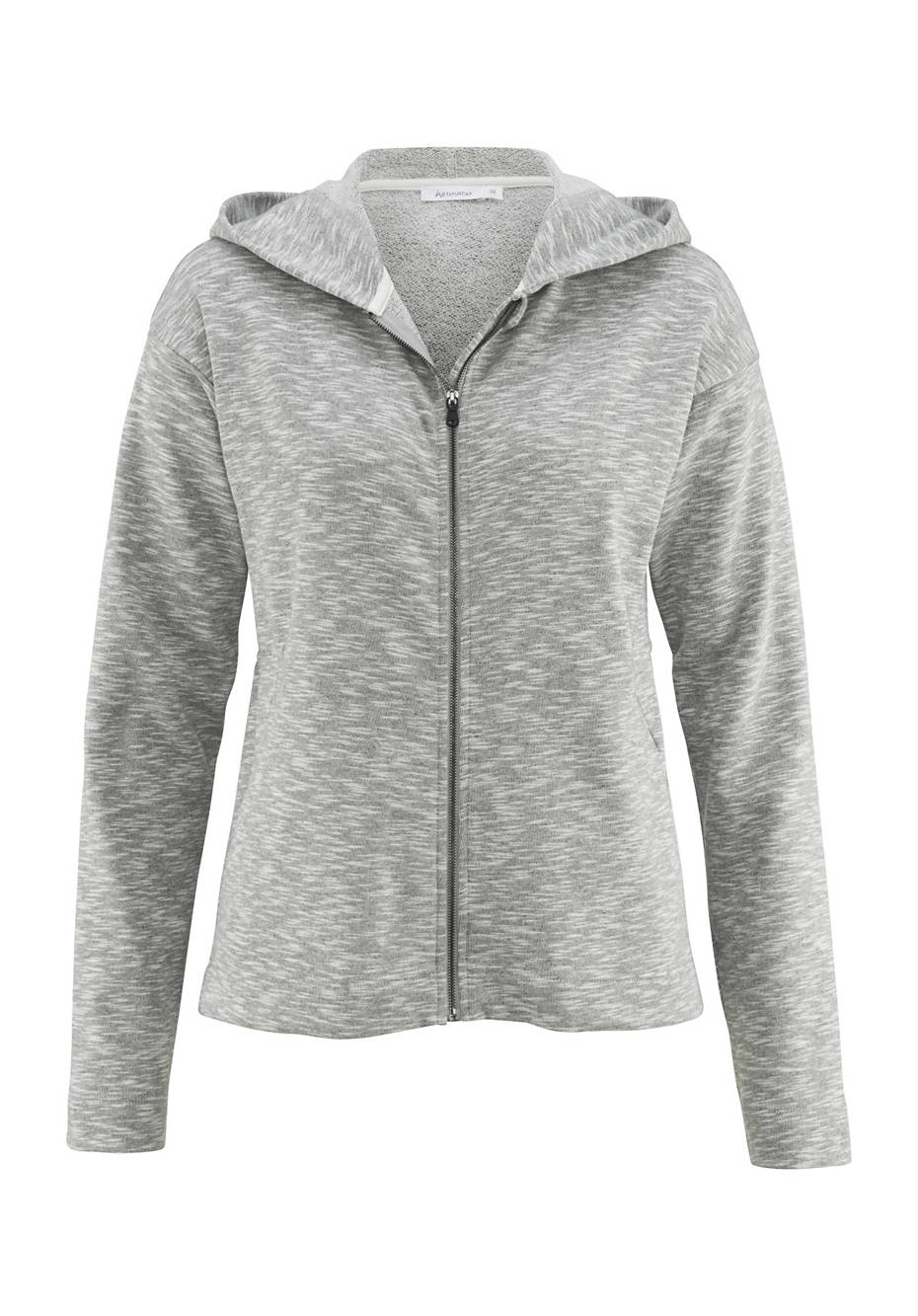 Jacke aus reiner Bio-Baumwolle