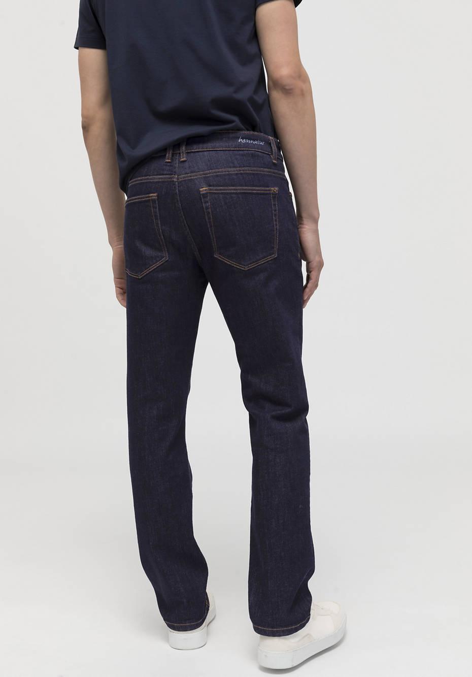 Jeans Ben Straight Fit aus Bio-Denim