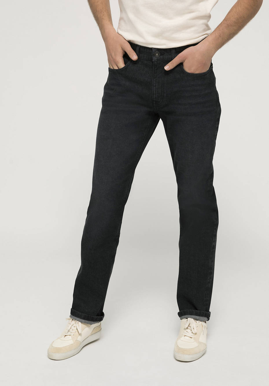 Jeans Ben bed recycling straight fit made of organic denim