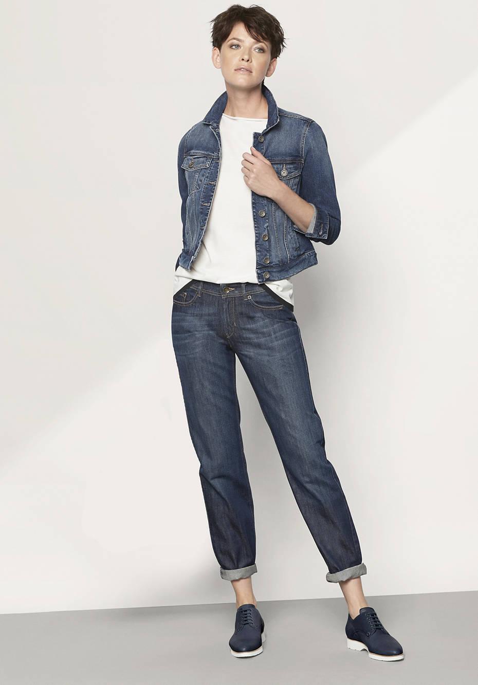 Jeans Comfort Fit aus reinem Bio-Denim