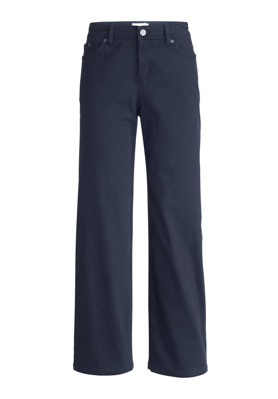 Jeans Culotte aus Bio-Baumwolle