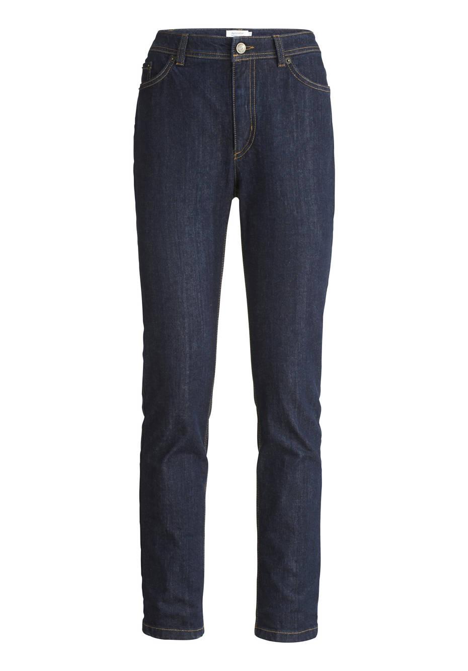 Jeans Slim Fit Mid Waist aus Bio-Denim