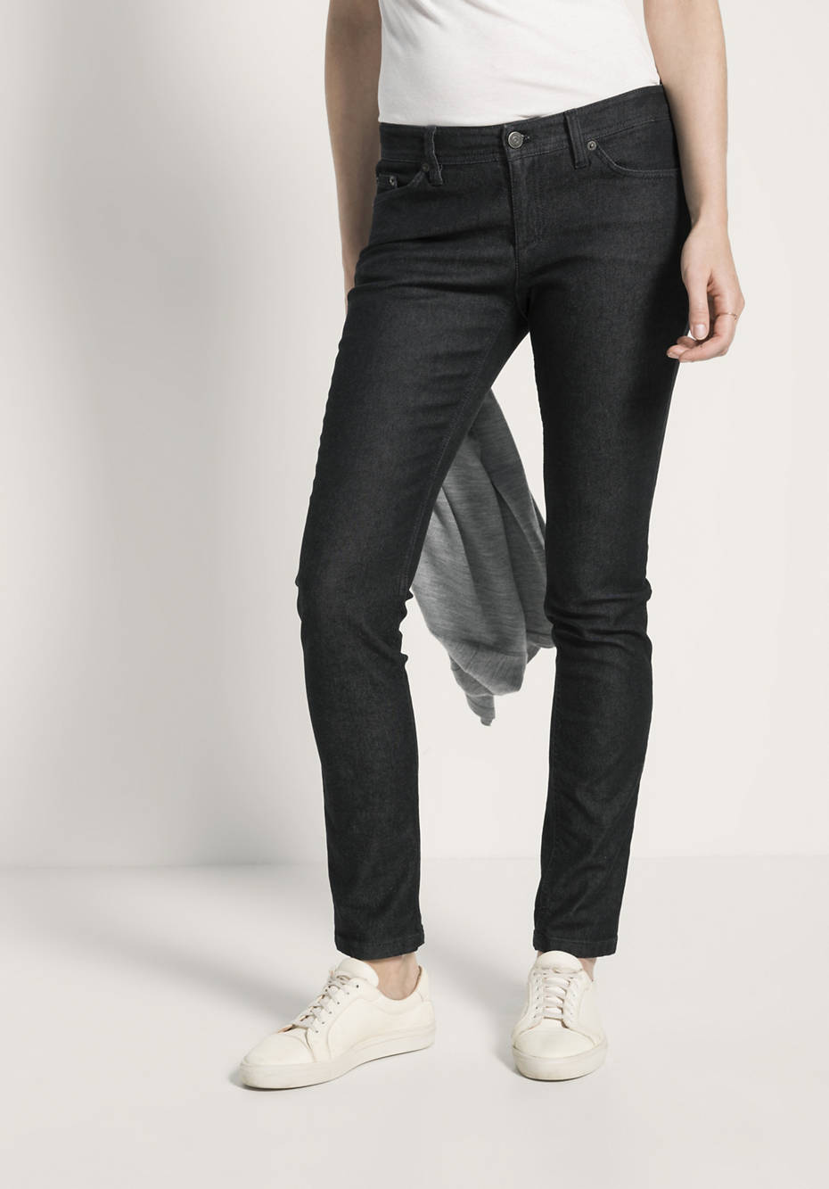 Jeans Slim Fit aus Bio-Denim