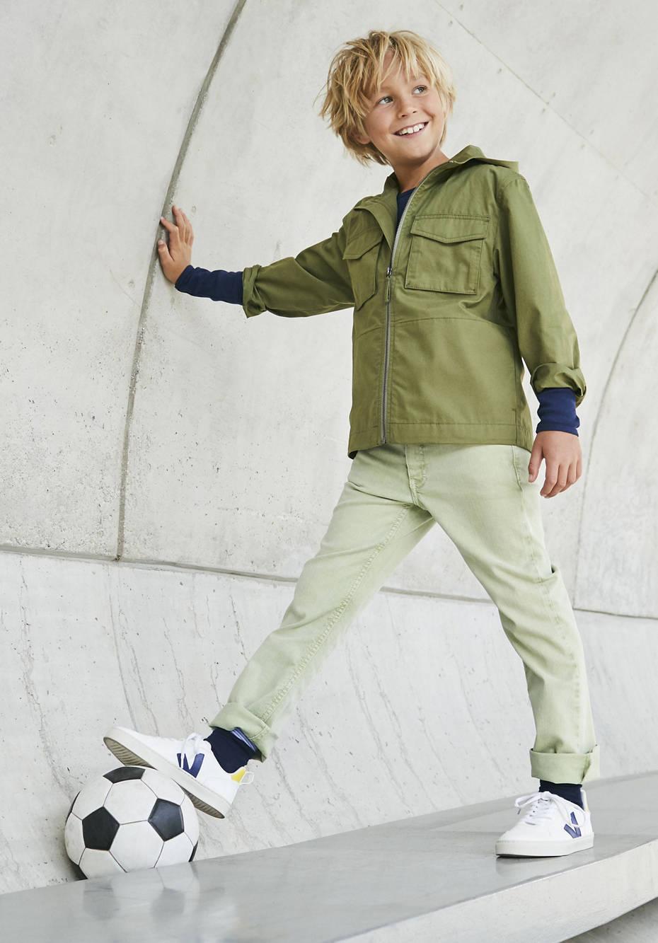 Jeans aus Bio-Baumwolle