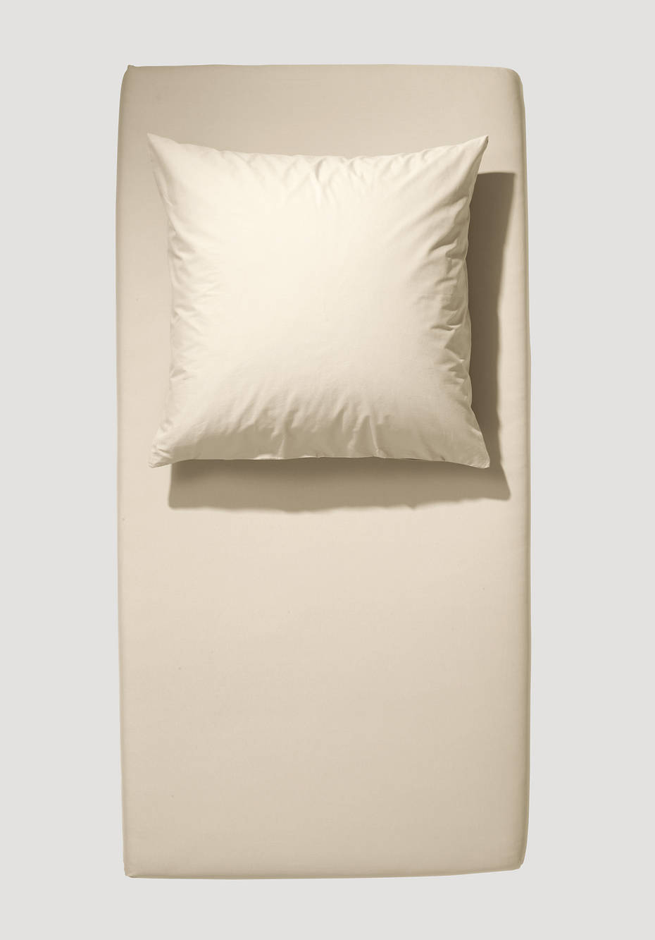 Jersey fitted sheets made from pure organic cotton