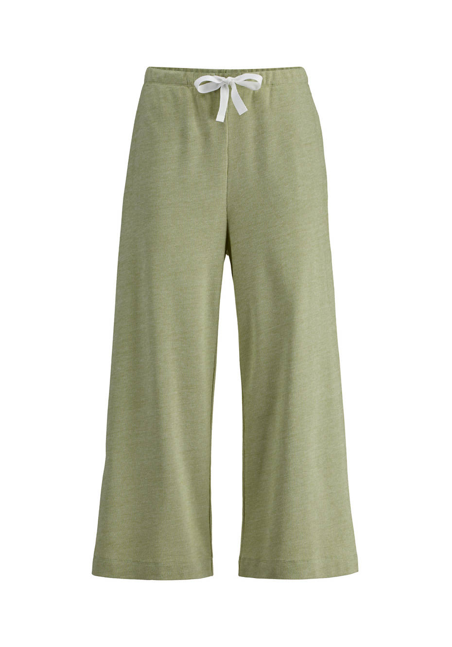 Jersey trousers made from pure organic cotton