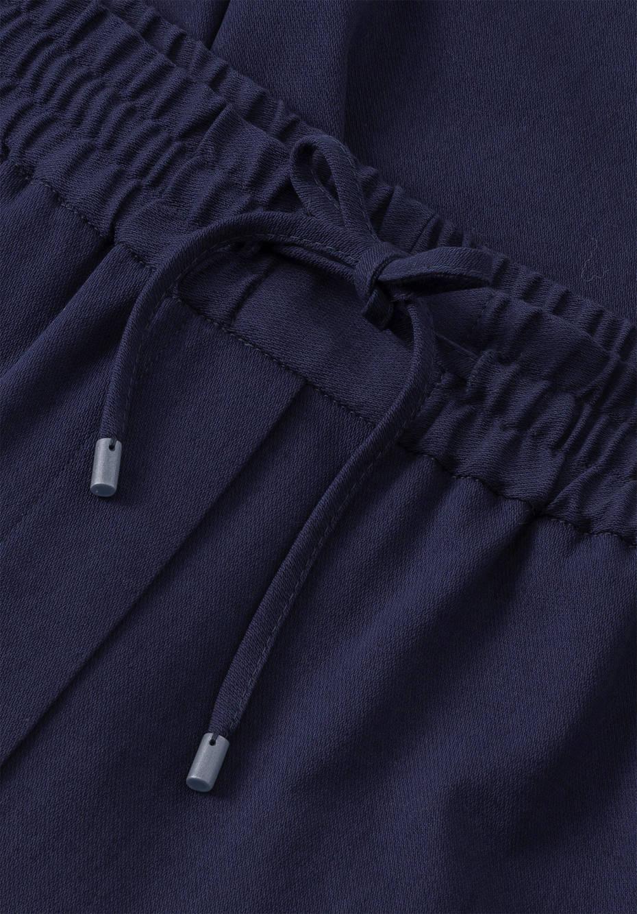 Joggpant aus Bio-Baumwolle
