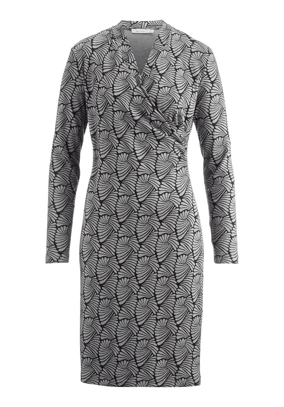 Kleid aus Modal und Bio-Baumwolle