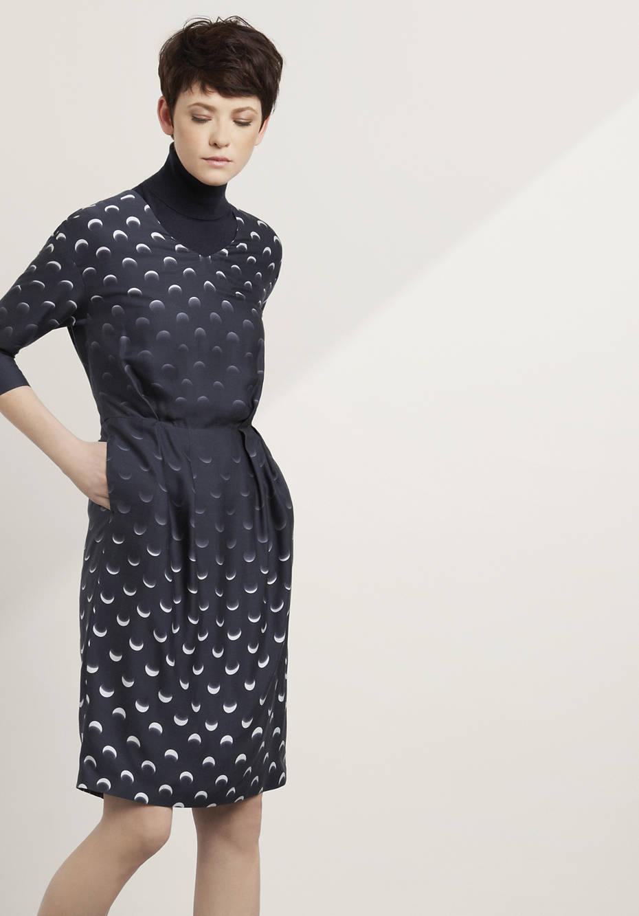 Kleid aus reinem Modal
