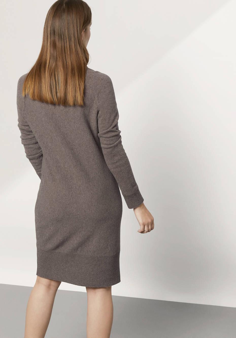 Kleid aus reiner Yakwolle