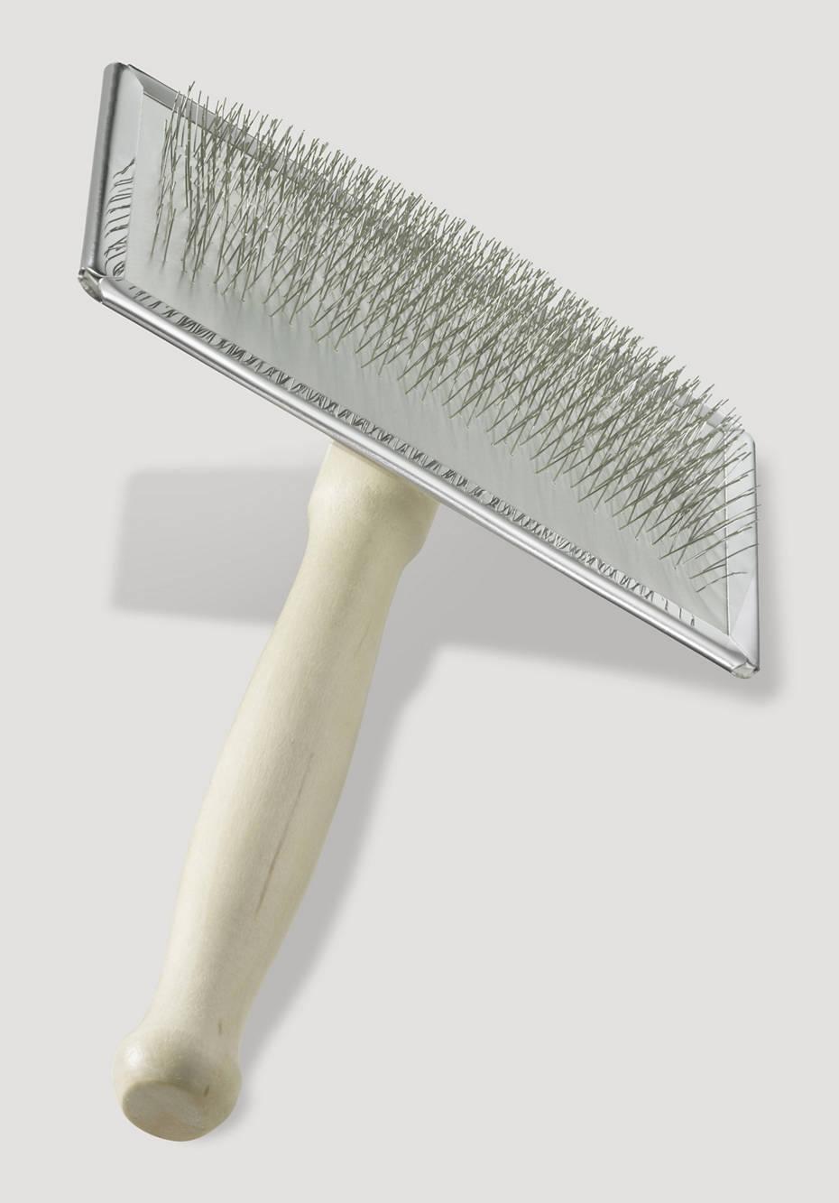 Lambskin brush