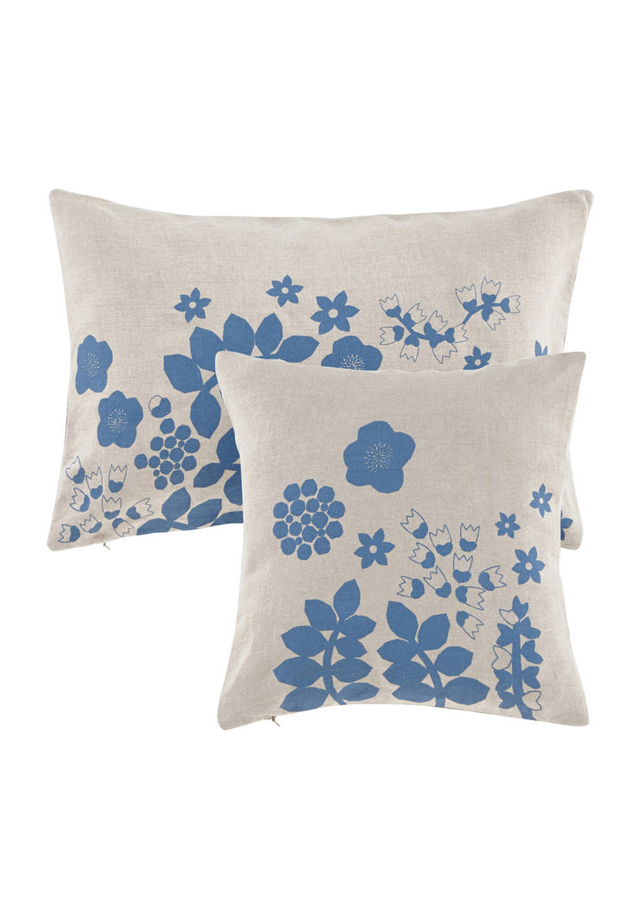 Leila cushion cover made of pure linen