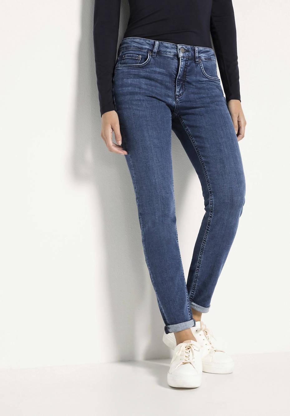 Lina skinny fit jeans made of organic denim