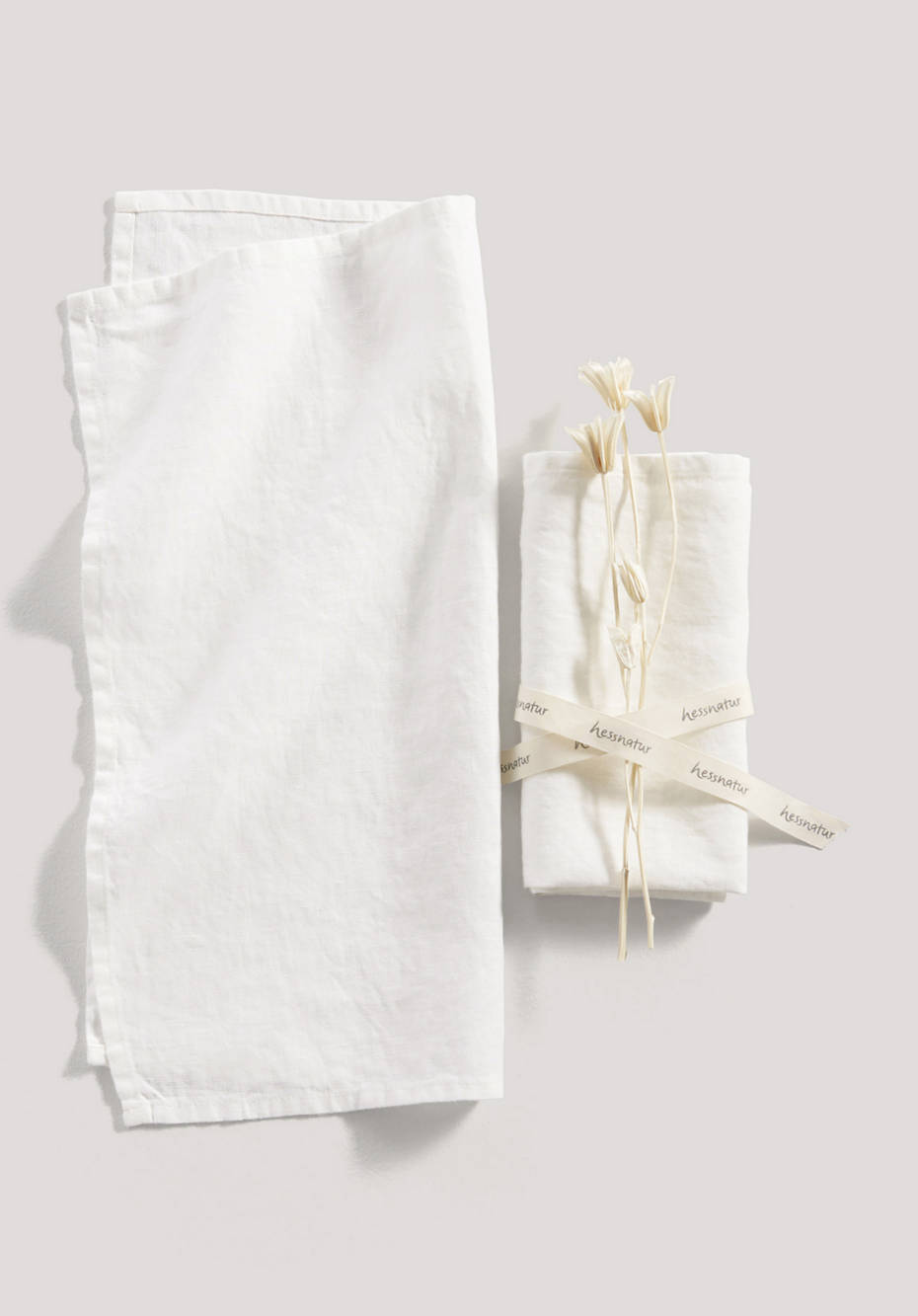 Linen napkins in a set of 2