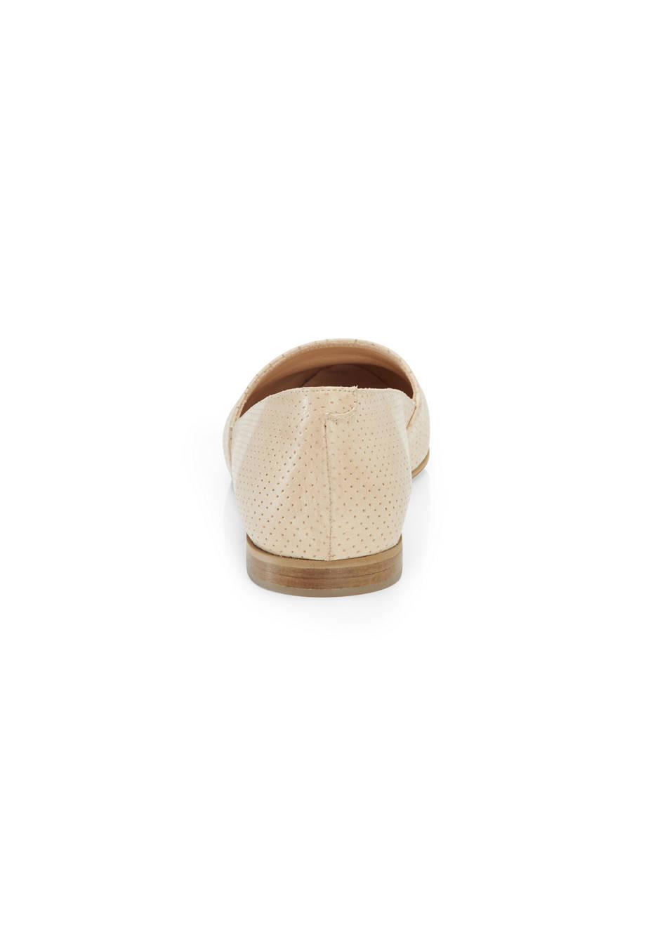 Loafer aus chromfrei gegerbtem Leder