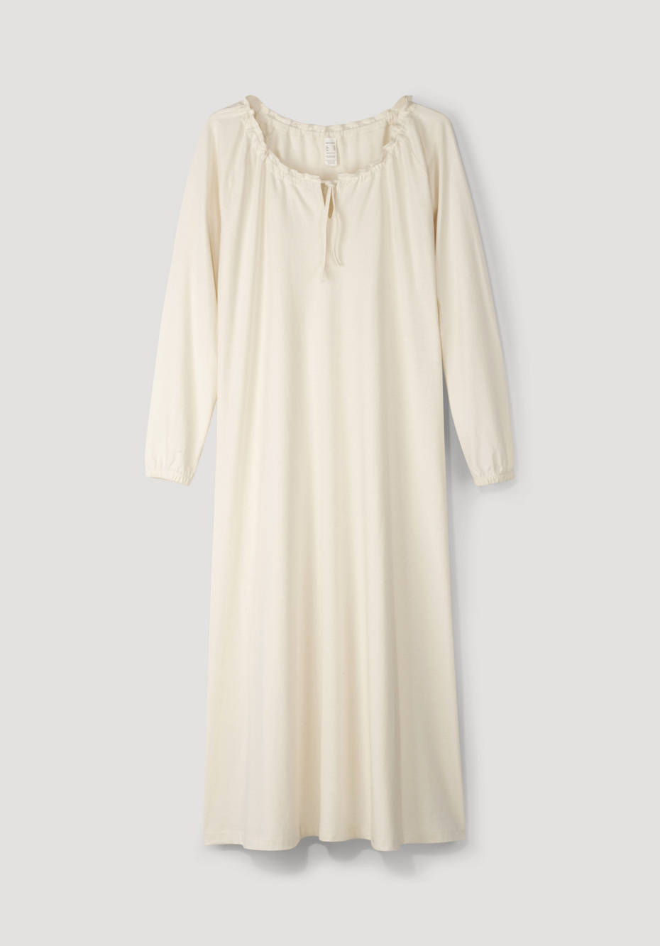 Long nightgown Pure Nature made of pure organic cotton