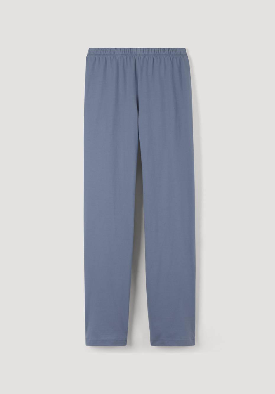 Long pajamas made from pure organic cotton