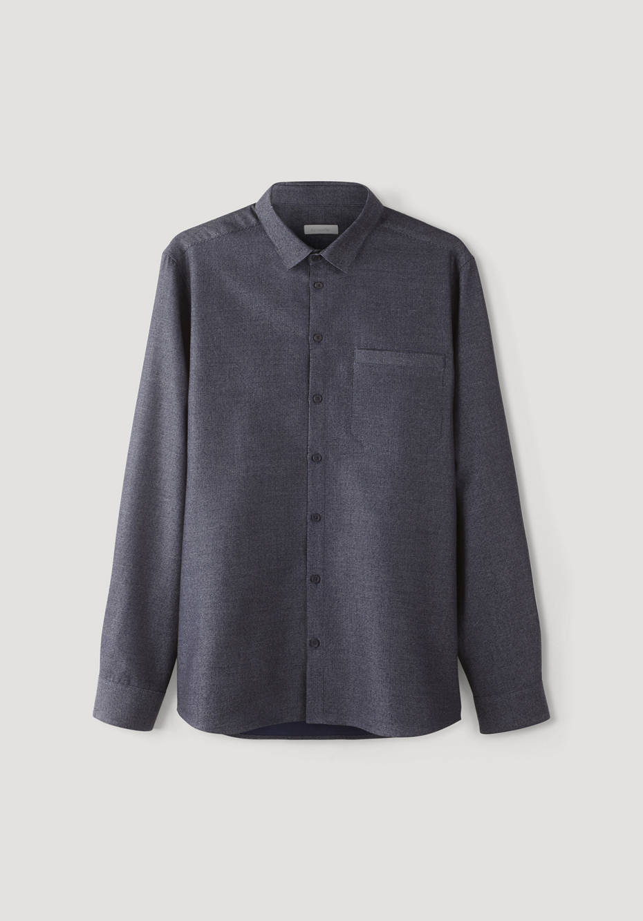Modern Fit shirt made of pure organic cotton