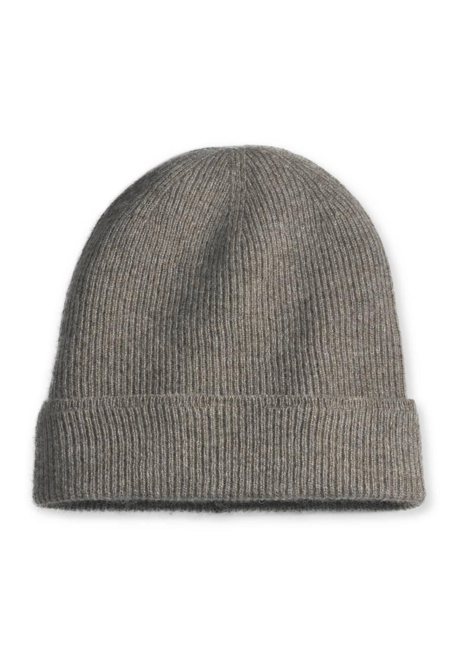 Mütze aus reiner Yakwolle