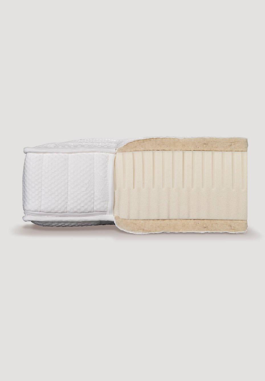 Natural latex mattress MEDIUM