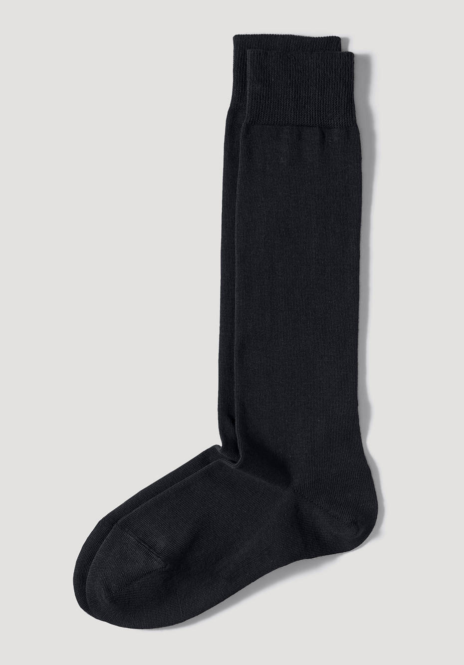 Organic cotton knee socks
