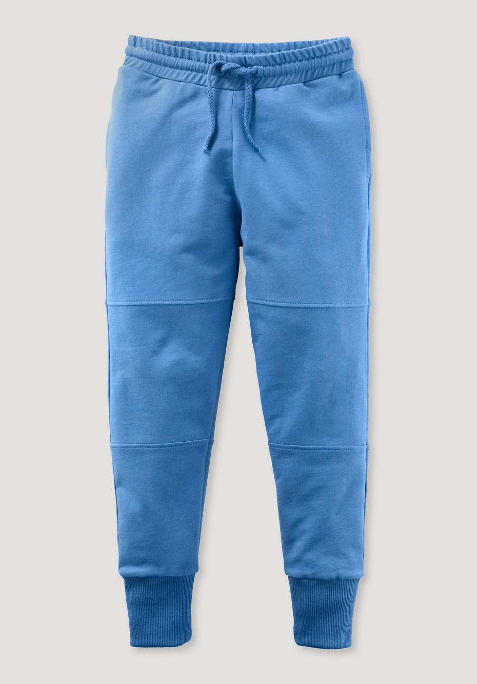 Organic cotton sweatpants with kapok