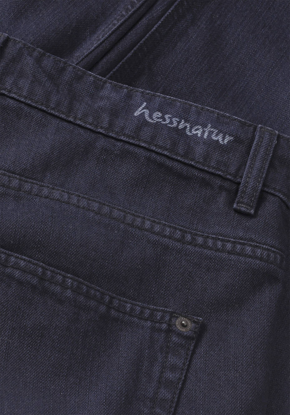 Over Dye Jeans Max Tapered Fit made of pure organic denim