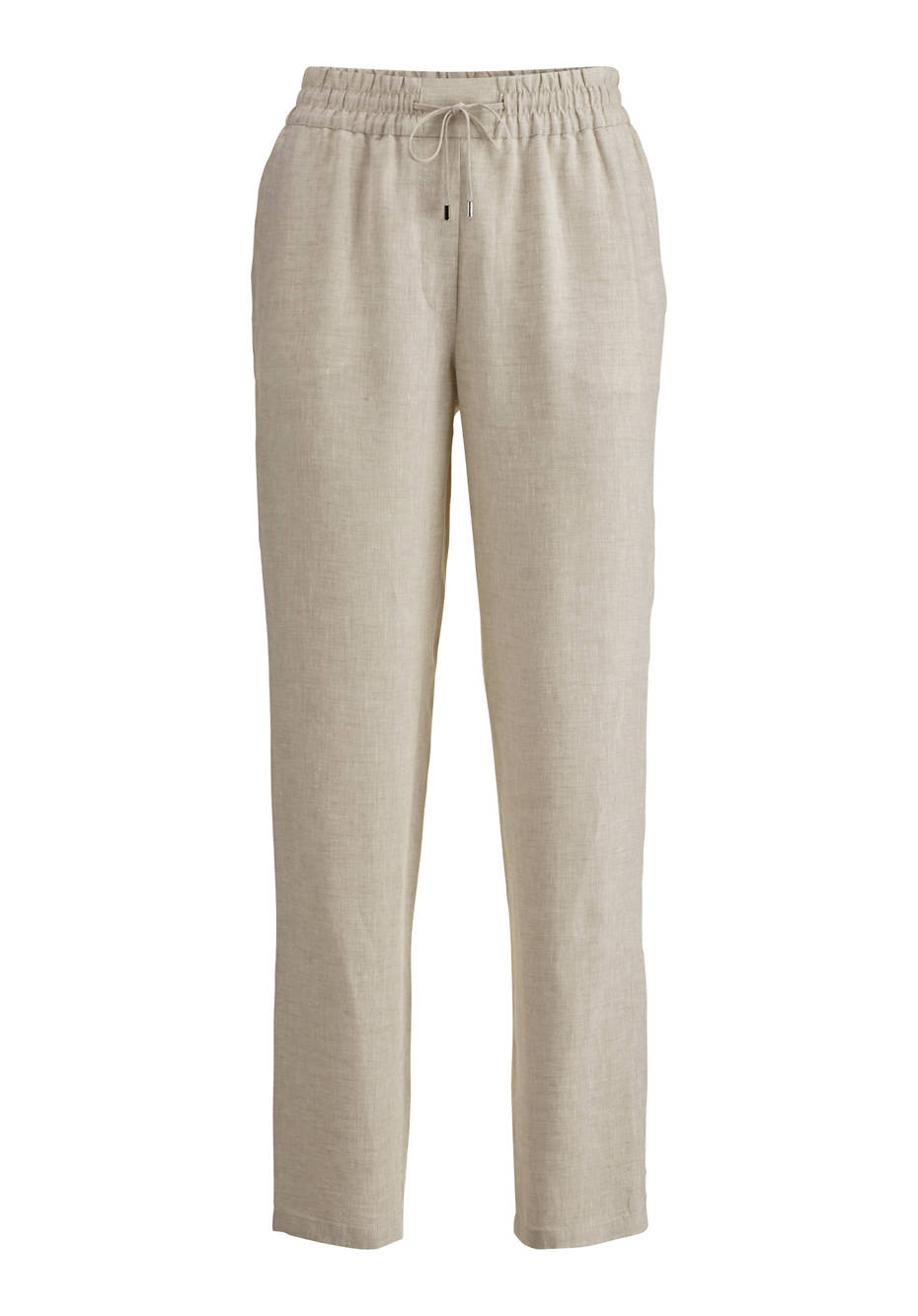 Pants made from pure organic linen