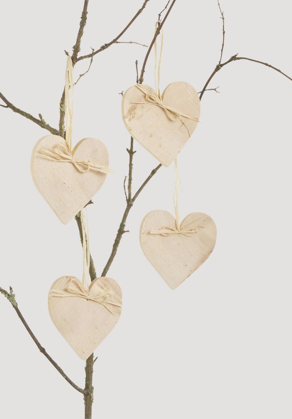 Pine pendants