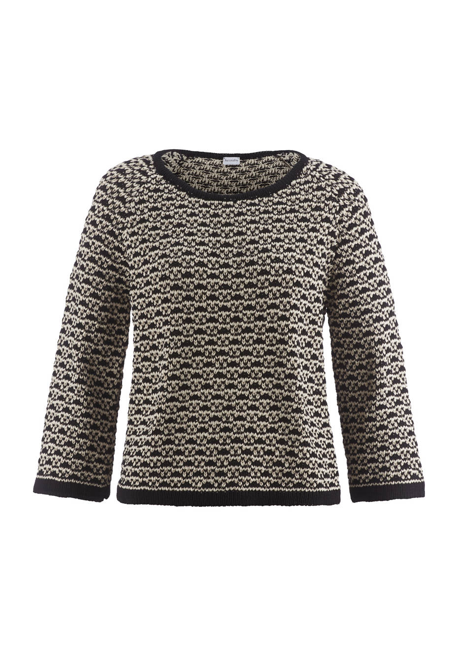 Pullover aus reiner Bio-Baumwolle from Hessnatur