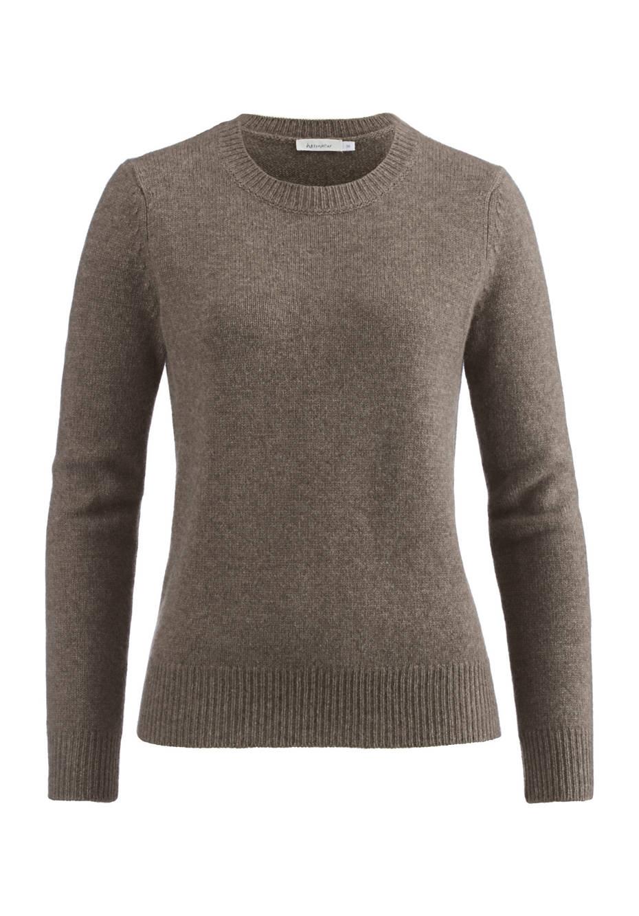 Pullover aus reiner Yakwolle