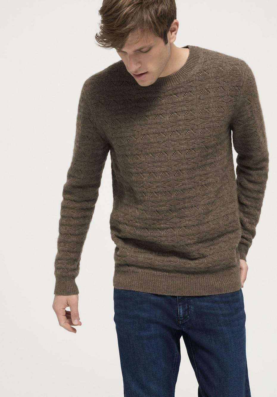 Pure yak sweater