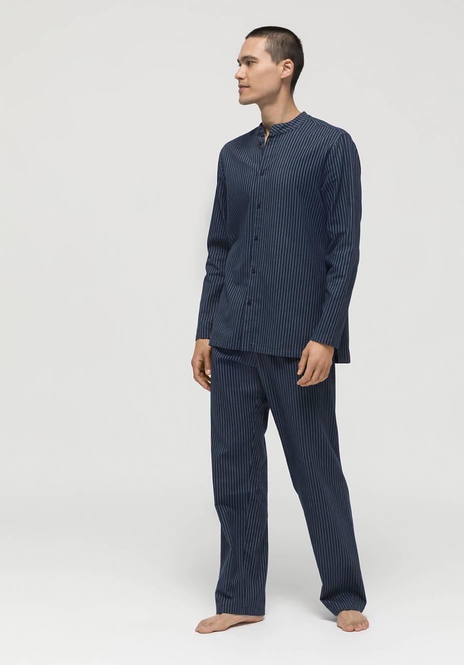 Pyjama-Hose aus reiner Bio-Baumwolle