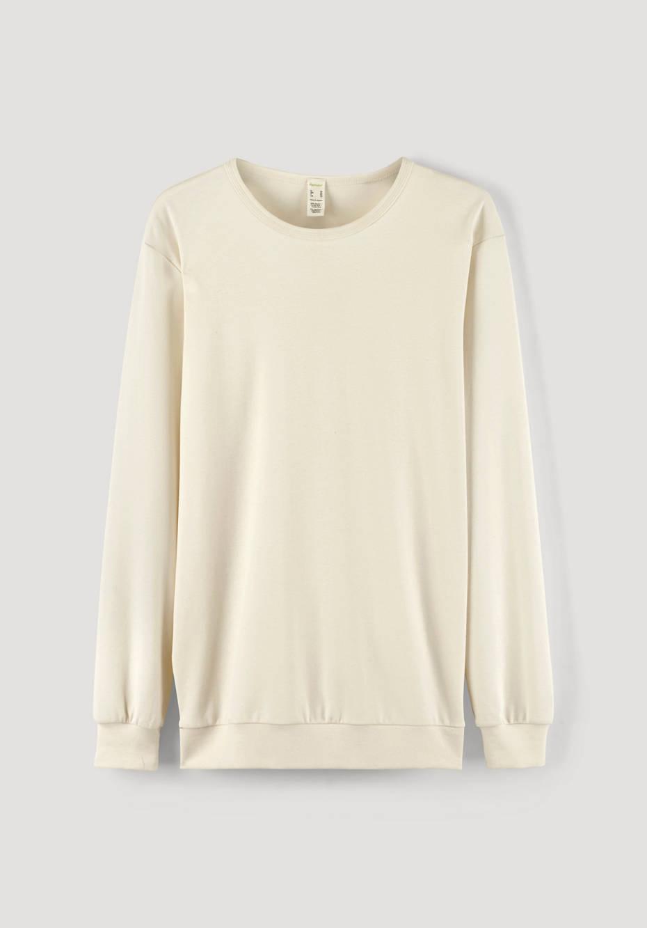 Pyjama PureNATURE aus reiner Bio-Baumwolle
