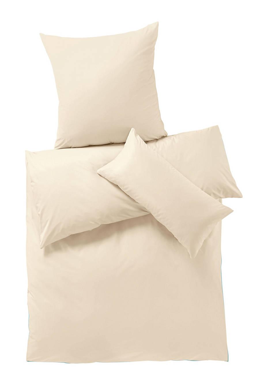 Renforcé-Bettdeckenbezug mit Hotelverschluss