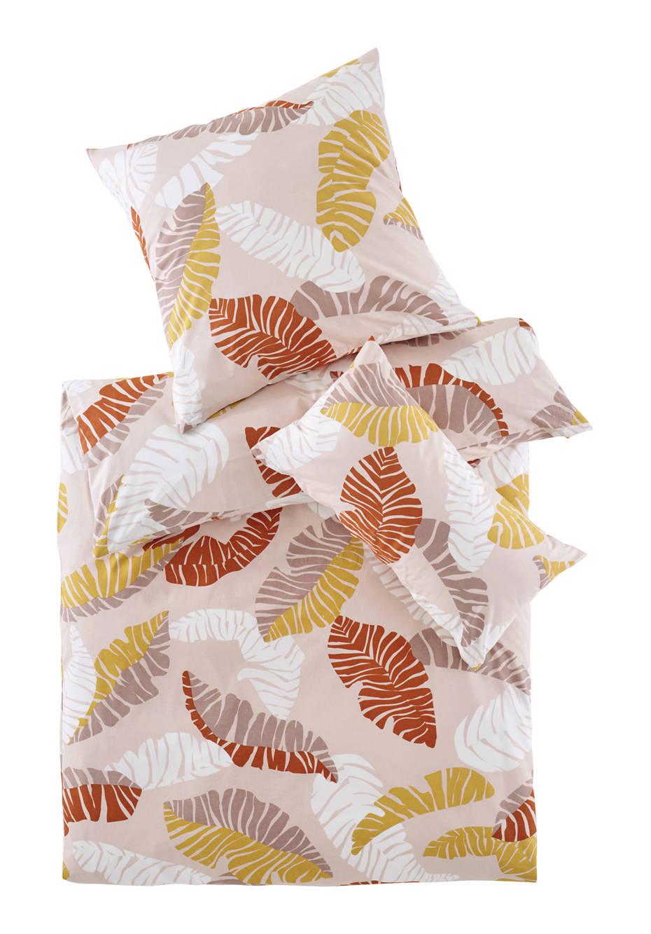 Renforcé-Bettwäsche Jungla aus reiner Bio-Baumwolle