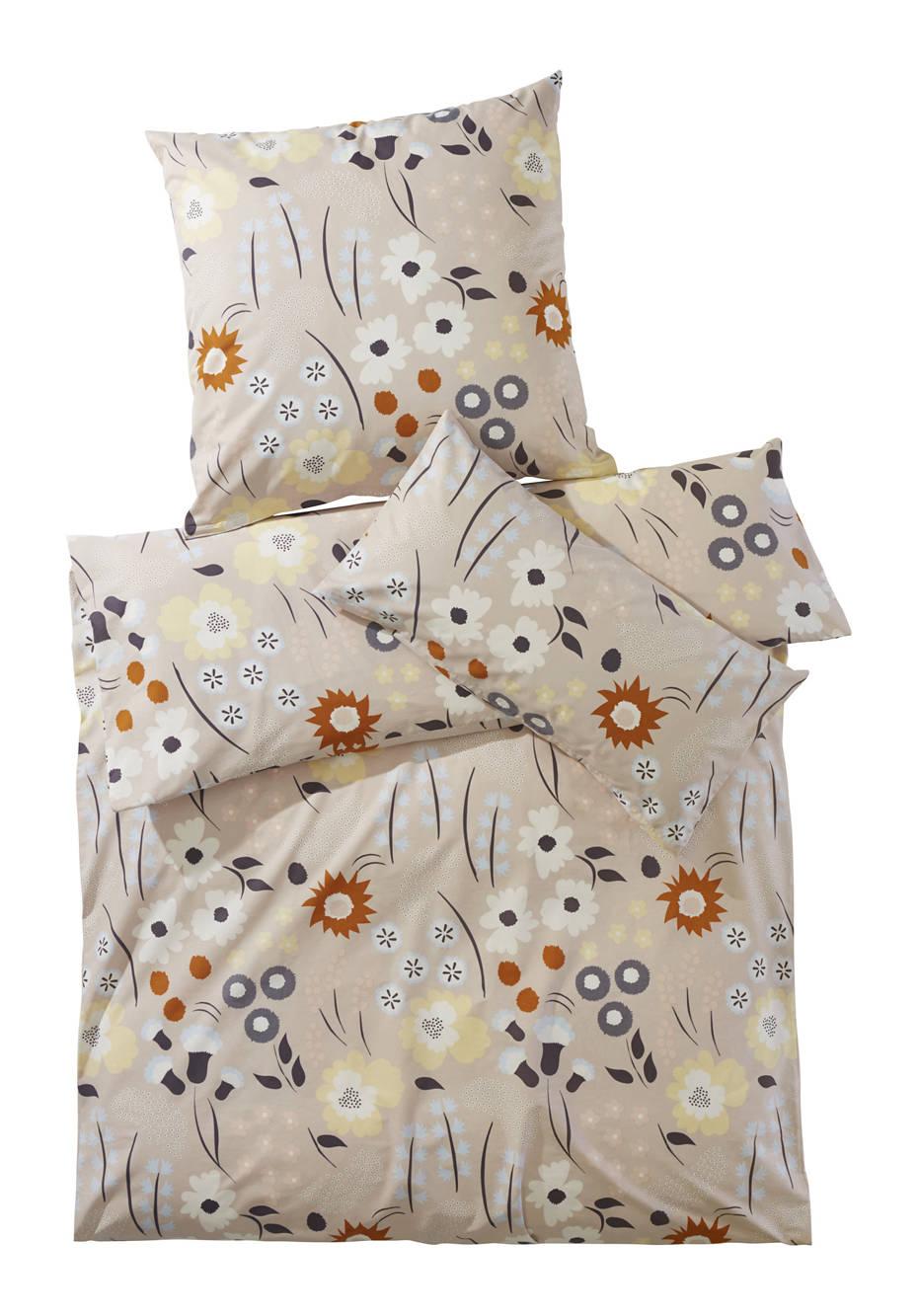 Renforcé-Bettwäsche Maja aus reiner Bio-Baumwolle