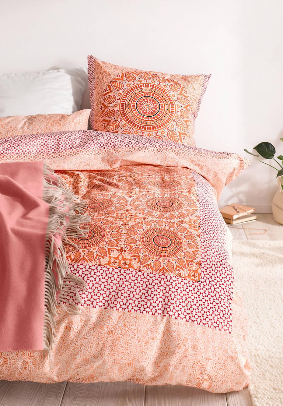 renforc bettw sche marrakesch aus reiner bio baumwolle hessnatur deutschland. Black Bedroom Furniture Sets. Home Design Ideas