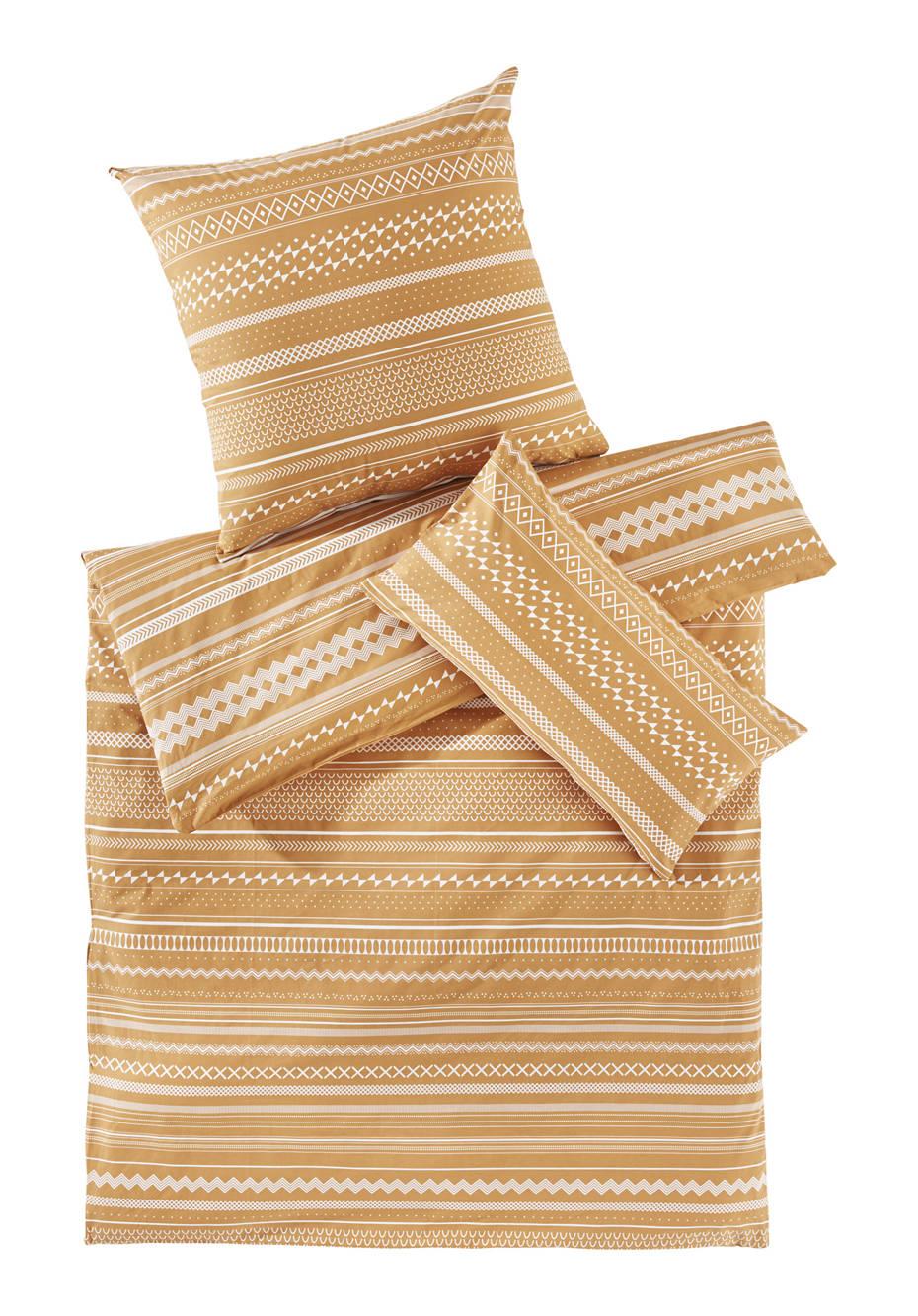 Renforcé-Bettwäsche Millimini aus reiner Bio-Baumwolle