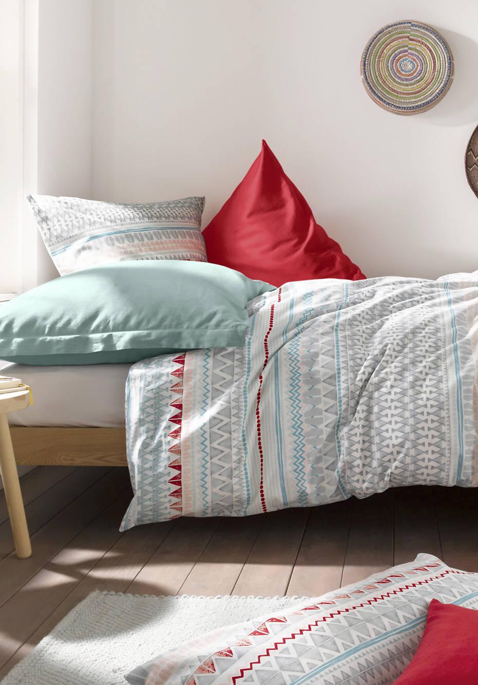 renforc bettw sche mittsommer aus reiner bio baumwolle hessnatur deutschland. Black Bedroom Furniture Sets. Home Design Ideas