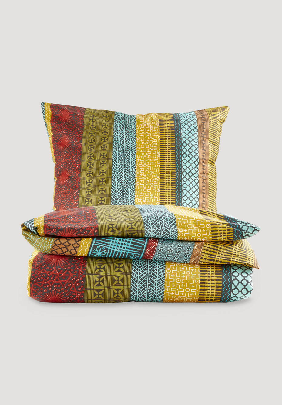 Renforcé Malawi bed linen made from pure organic cotton