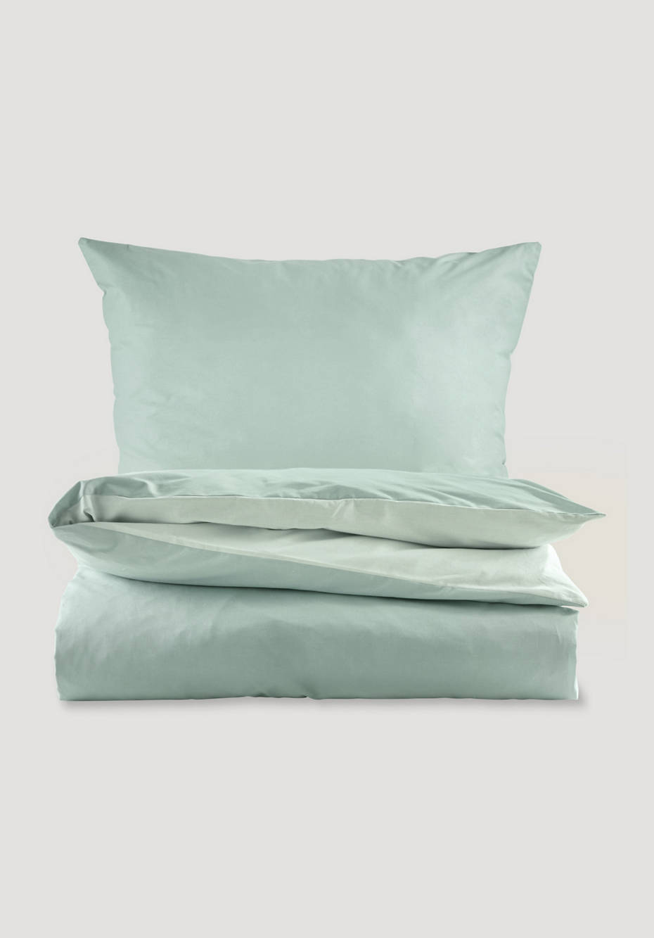 Renforcé reversible bed linen made from pure organic cotton