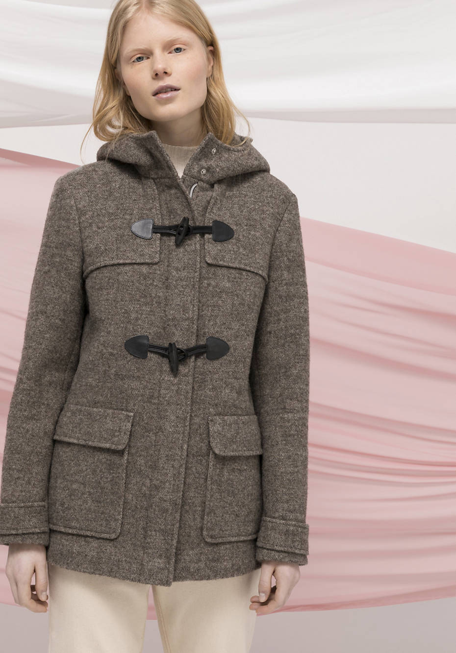 Rhön jacket Limited by Nature made of pure new wool