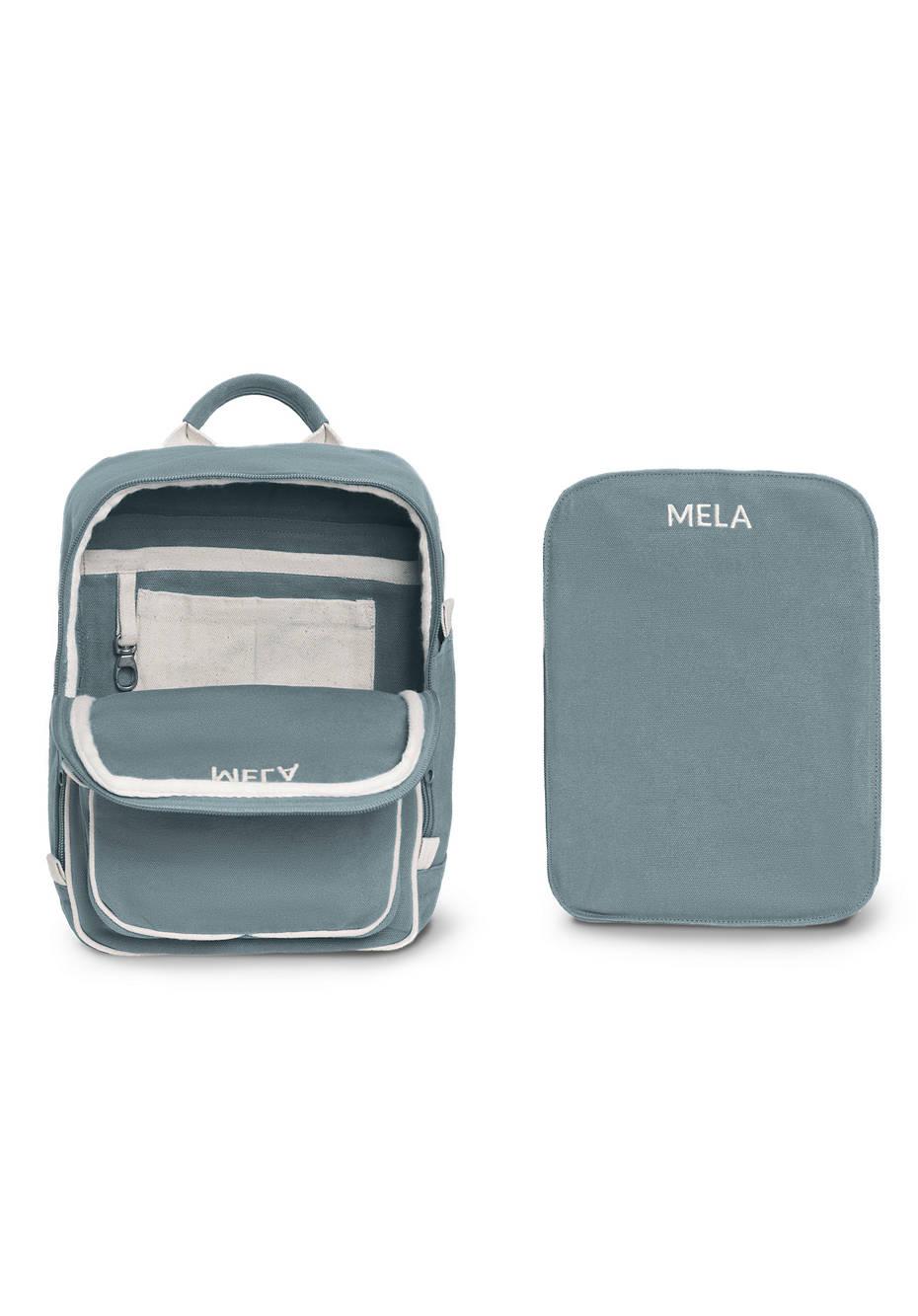 Rucksack Mela II Mini aus reiner Bio-Baumwolle
