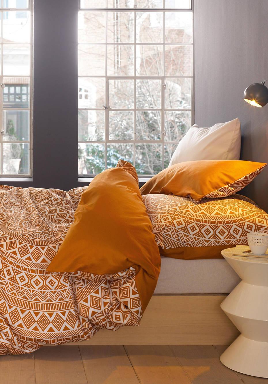 satin wende bettw sche santa cruz aus reiner bio baumwolle. Black Bedroom Furniture Sets. Home Design Ideas