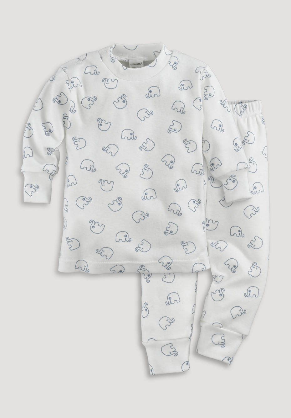 Schlafanzug aus reiner Bio-Baumwolle