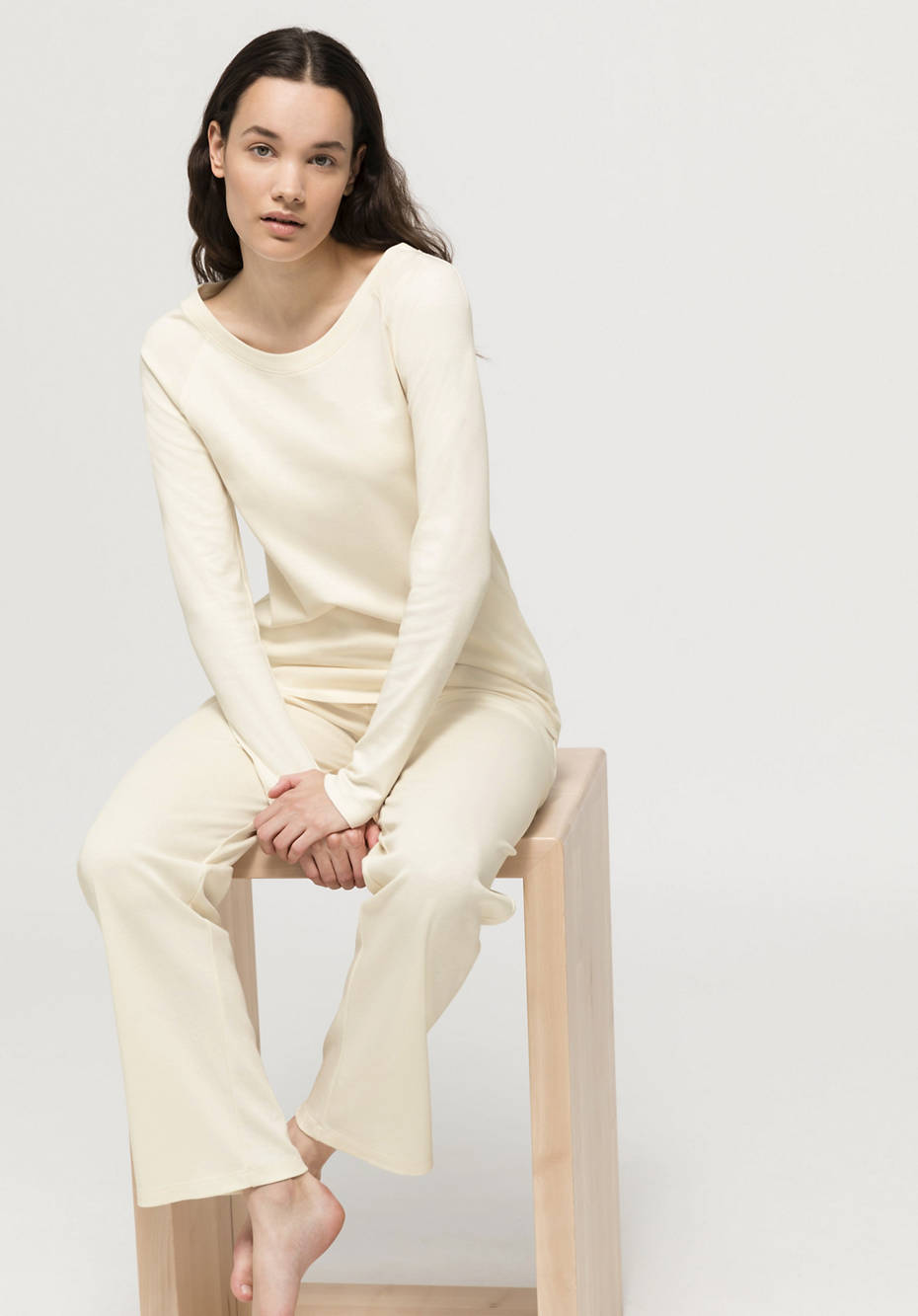 Schlafshirt ModernNATURE aus reiner Bio-Baumwolle