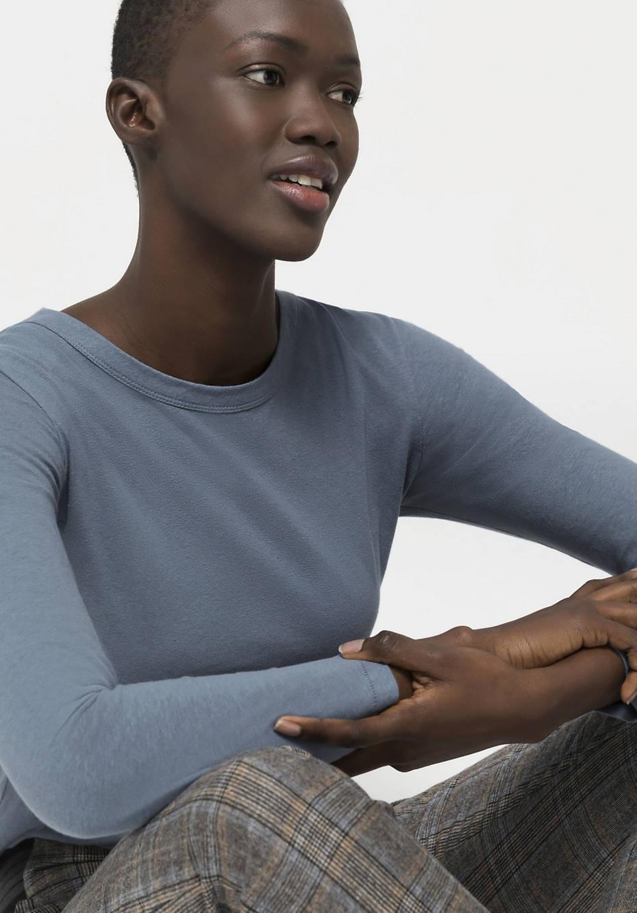 Shirt Betterecycling aus reiner Bio-Baumwolle